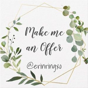 ✨ reasonable offers accepted ✨